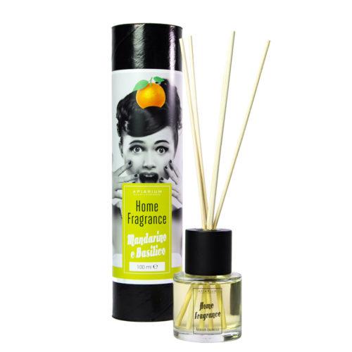 home fragrance mandarino basilico