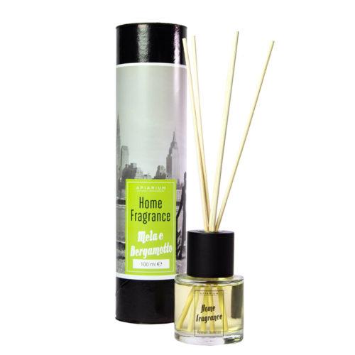 home fragrance mela e bergamotto