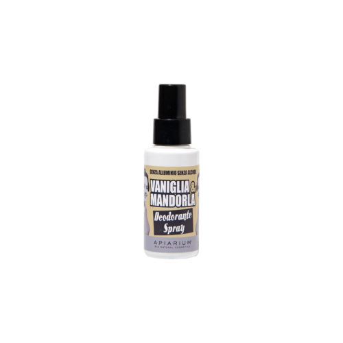 deodorante senza alluminio vangilia e mandorla