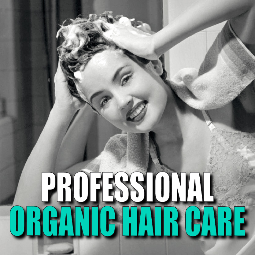 Professional Organic Haire Care
