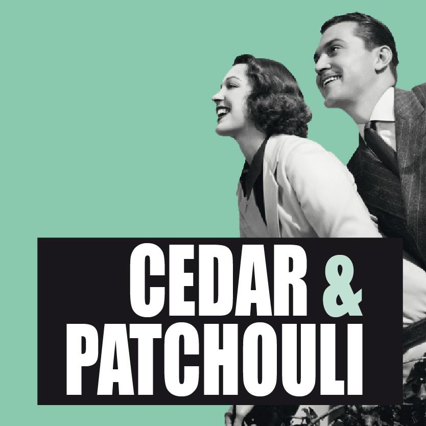 Cedar & Patchouli