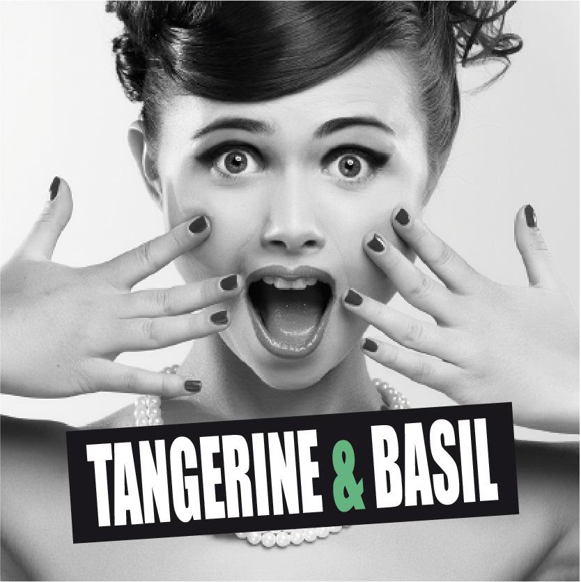 Tangerine & Basil