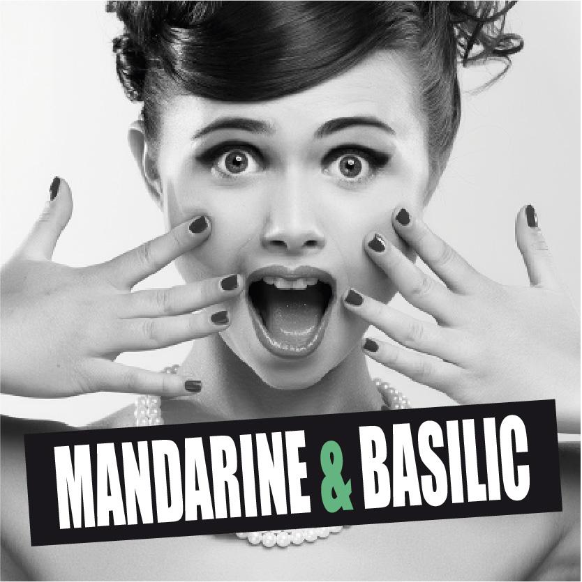 Mandarine & Basilic