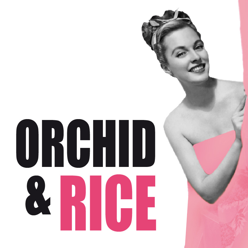 Orchid & Rice