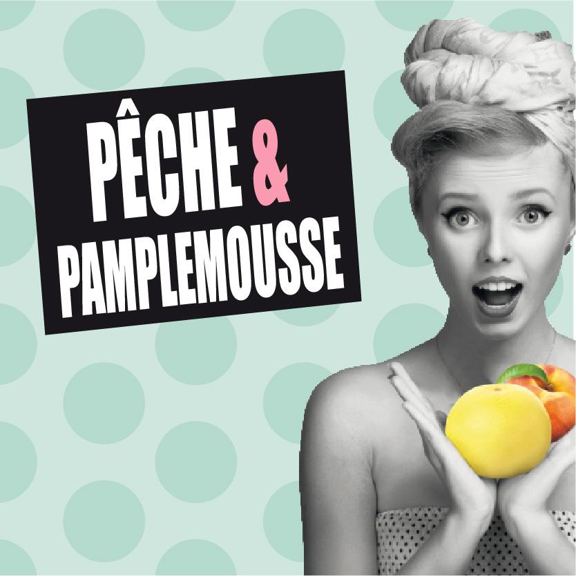 Pêche & Pamplemousse
