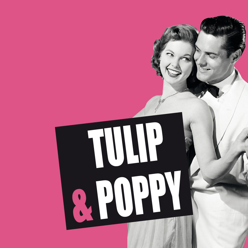 Tulip & Poppy