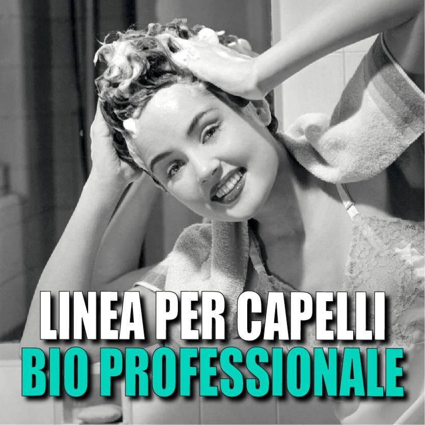 Linea Capelli Bio Professionale
